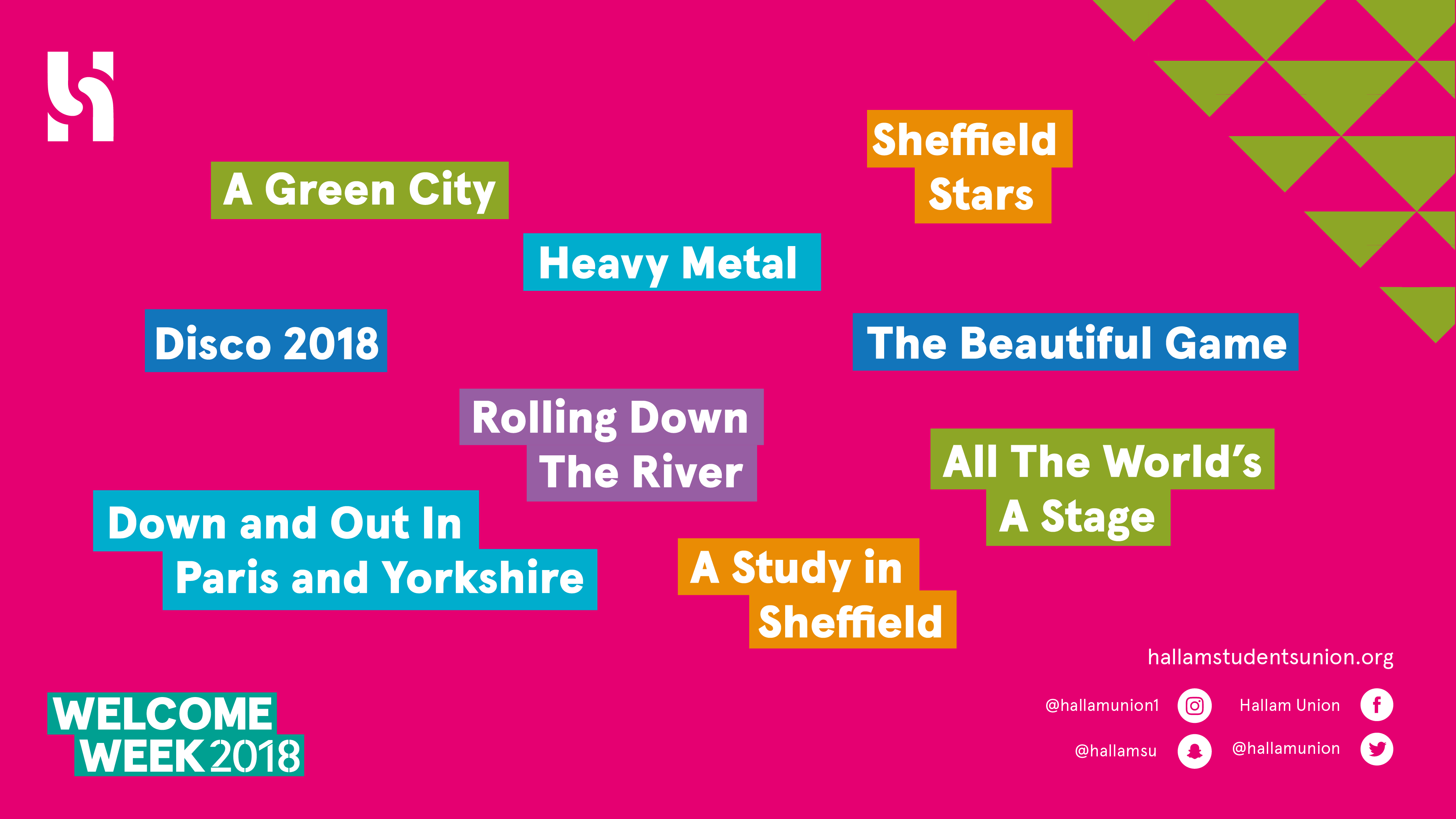 Top Ten Facts About Sheffield Graphic