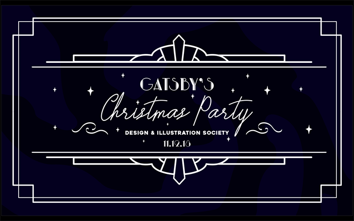 Gatsby Christmas Party