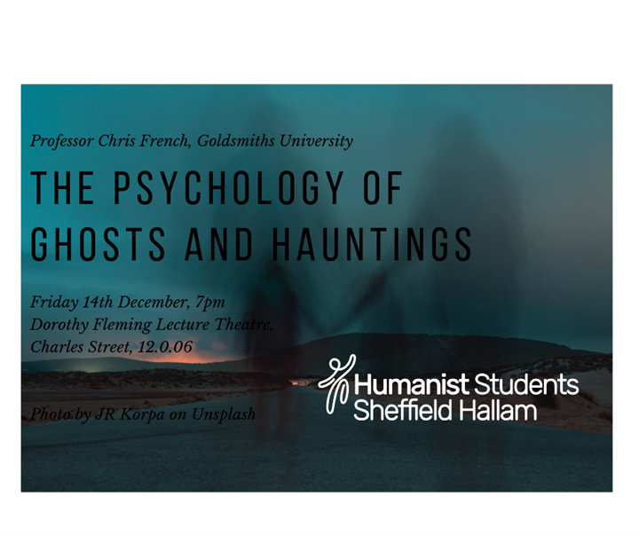 The Psychology of Ghosts and Hauntings