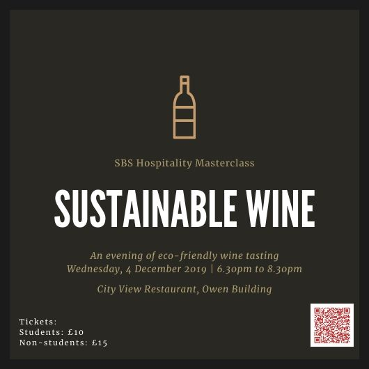 Wine Tasting: A Sustainable Masterclass