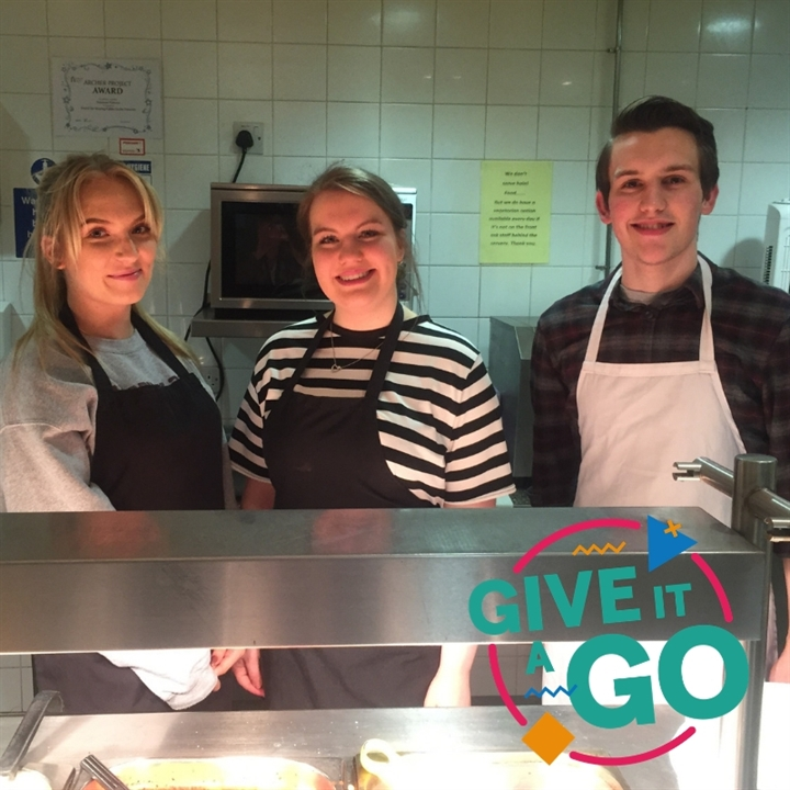 Volunteering: Cathedral Archer Breakfast #SVW19
