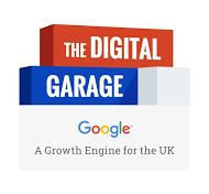 Google Digital Garage Workshop - Staying Safe Online and Writing for Social Media