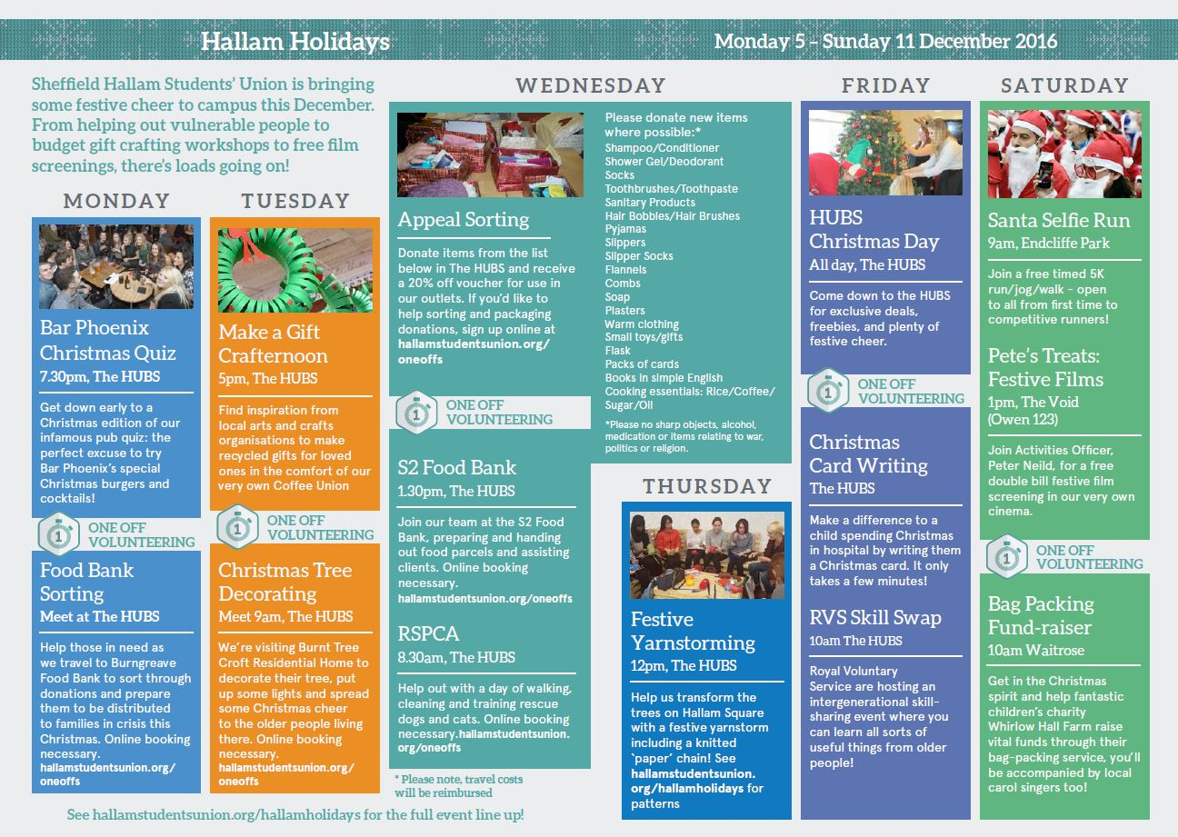 Hallam Holidays