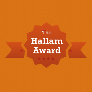 Hallam Award Workshop