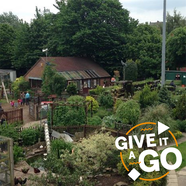 Volunteering: Heeley City Farm Gardening Volunteers