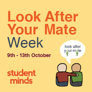 Look After Your Mate Week Workshop
