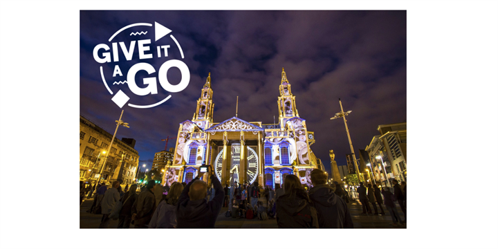 Give it a GO Trip: Leeds Light Night
