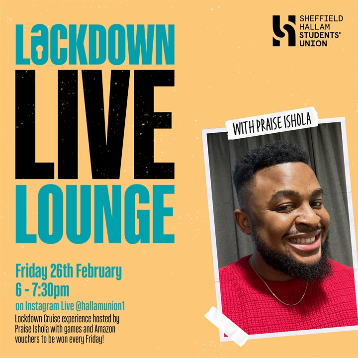 Lockdown Live Lounge with Praise Ishola