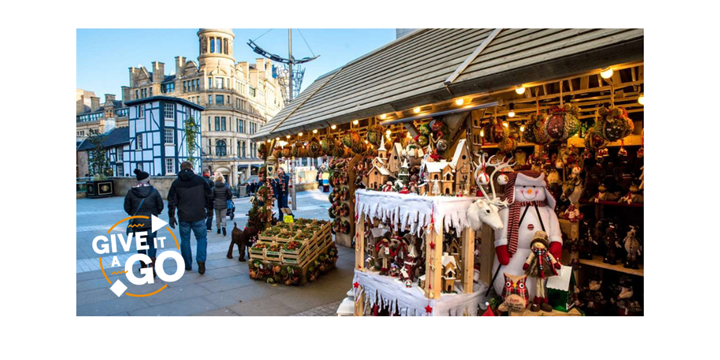 Give it a GO Trip: Manchester Christmas Markets