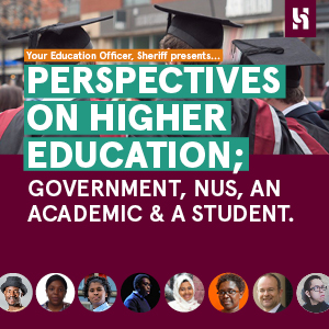 Perspectives on Higher Education; Government, NUS, An Academic & A Student