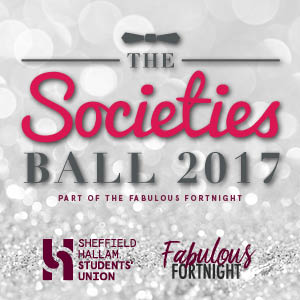 Societies Ball tickets on Sale NOW