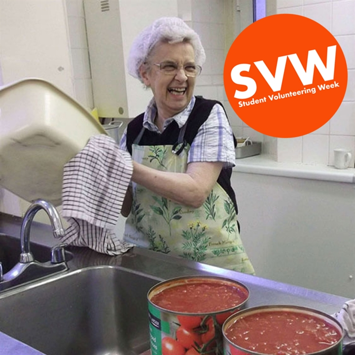 Volunteering: Sunday Centre #SVW2020