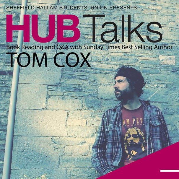HUBtalks presents Tom Cox: 21st Century Yokel