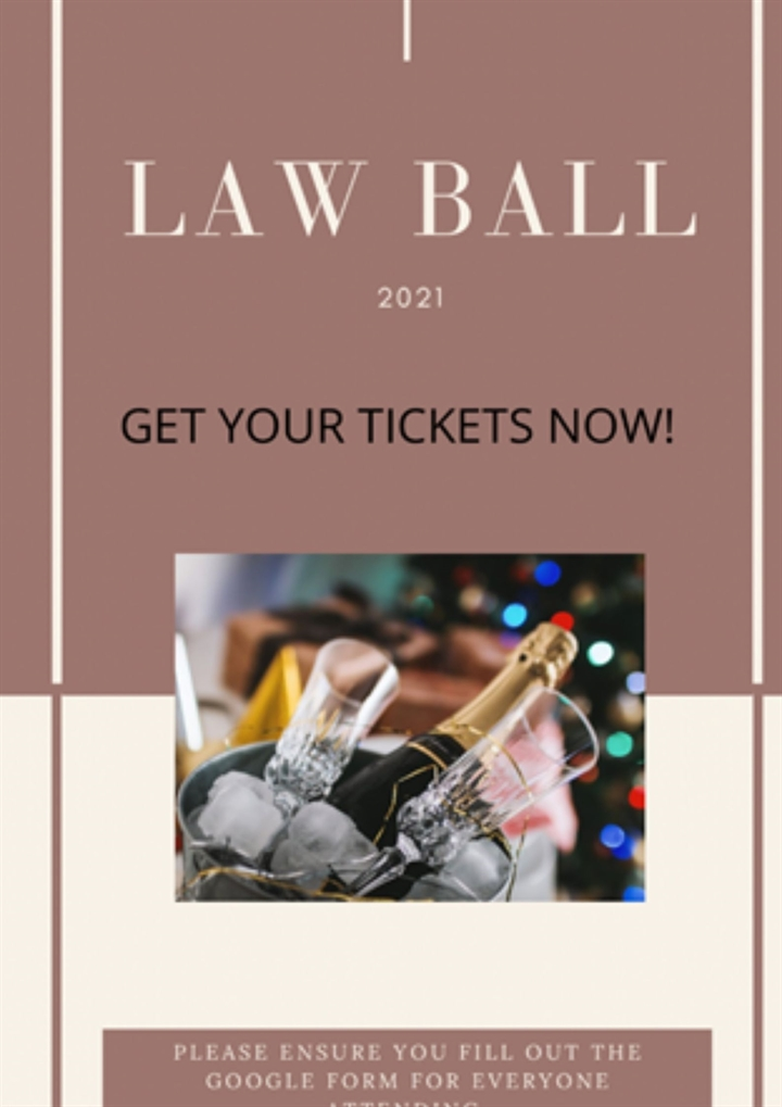 SHU Law Ball 2021