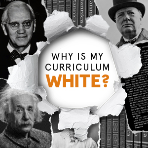 In Conversation with Melz: Why is my Curriculum White?
