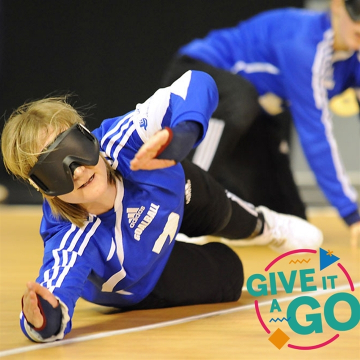 Volunteering: Goalball UK Tournament