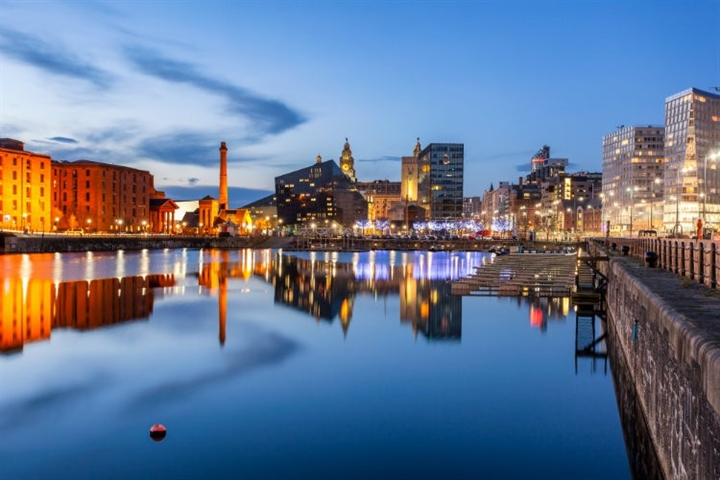 Liverpool and Albert Dock Day Trip