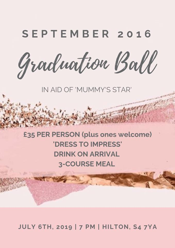 3rd Year Graduation Ball