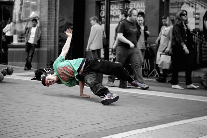 Breakdance Society: Give Breakdancing a GO!