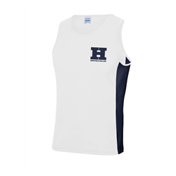 Image for Team Hallam Gym Vest White