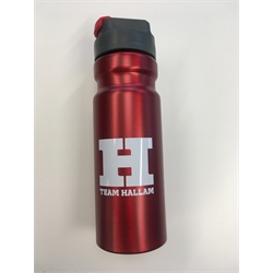Image for Team Hallam Water Bottle