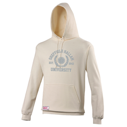 Image for Crested Hoody Vanilla