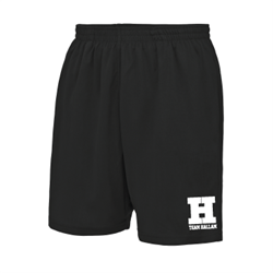 Image for Team Hallam Players Shorts Black - Small