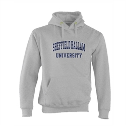 Image for American Print Hoody Grey - XL