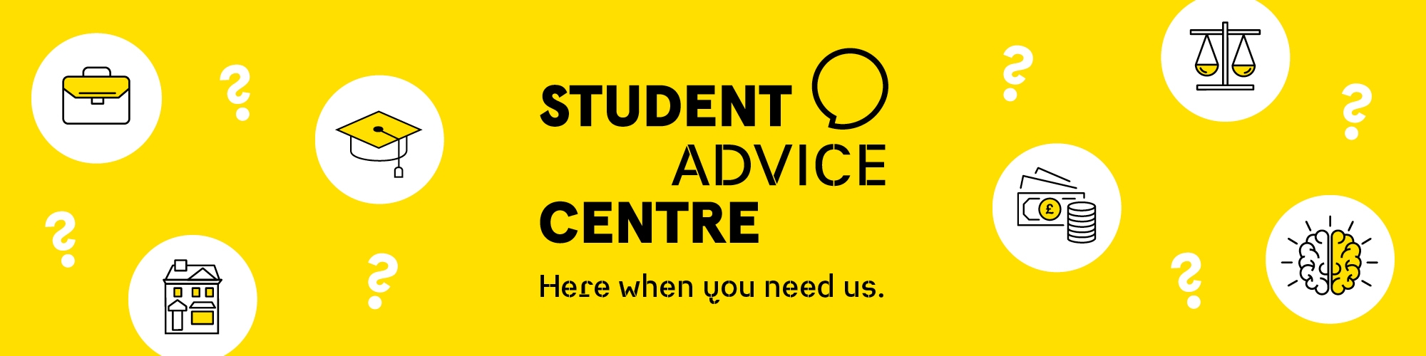 The Students' Union Advice Service is a free, confidential and independent service.
