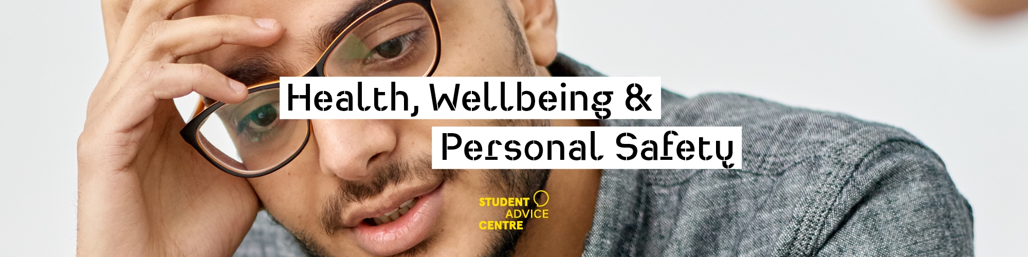 It's important to take care of yourself. Click here for advice and help on keeping yourself healthy and safe at Hallam.