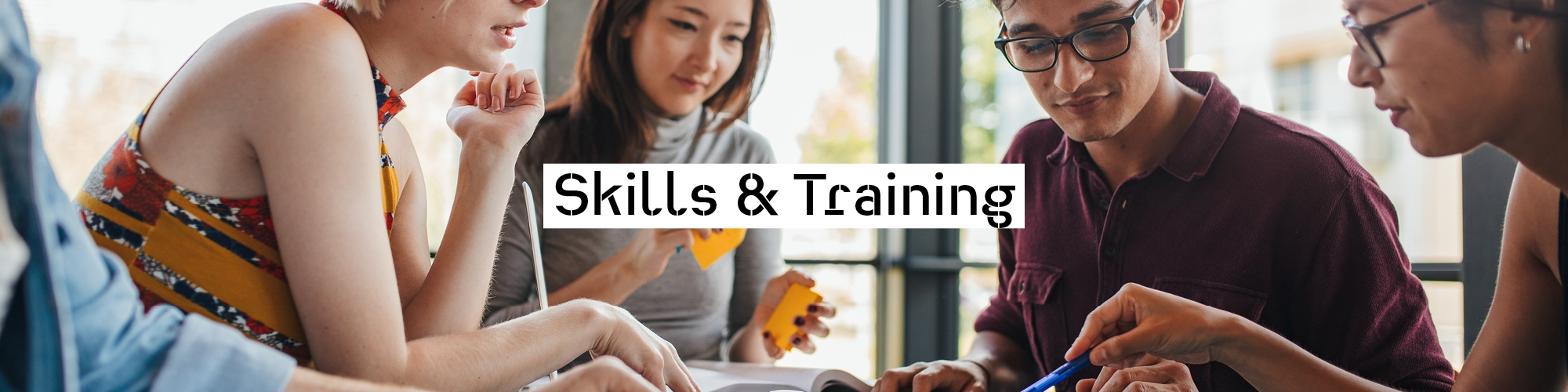 The Students' Union offers a broad range of skills & training workshops from first aid to leadership! We'll also help you reflect on your experiences through the Hallam Award for your C.V.