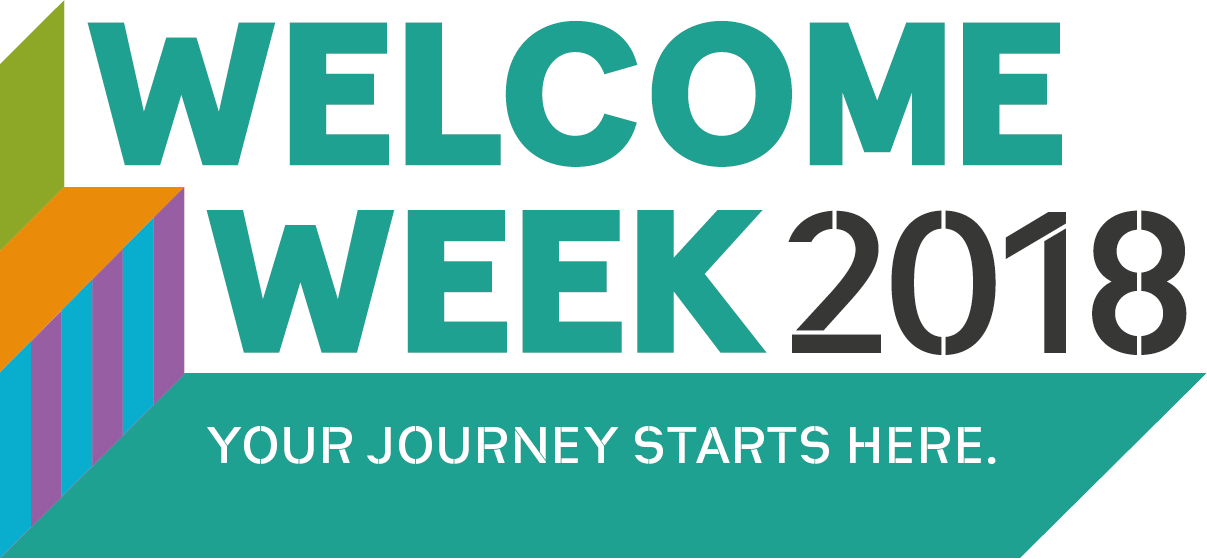Welcome Week Logo